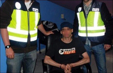 Le pirate de SpamHaus arrêté dans un bunker informatique   Libertés Numériques   Scoop.it