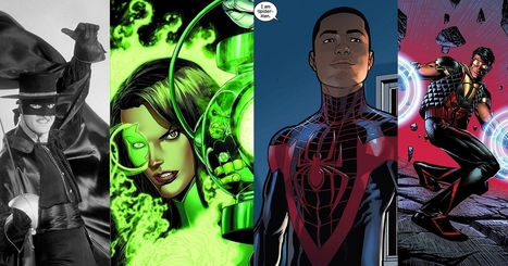 15 Amazing Latino Superheroes (and Villains) | Sci-Fi Talk | Scoop.it