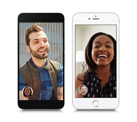 Duo, le Facetime de Google arrive sur Android et iPhone | Marketing innovations | Scoop.it