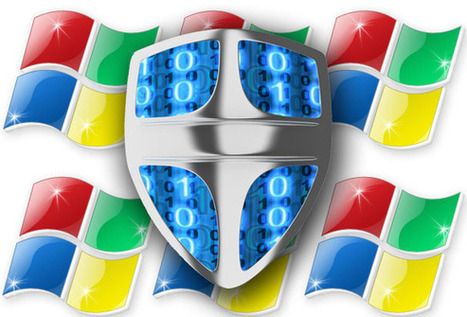 Windows 8 users prefer third-party antivirus to bundled tool | Info-Pc | Software | Scoop.it