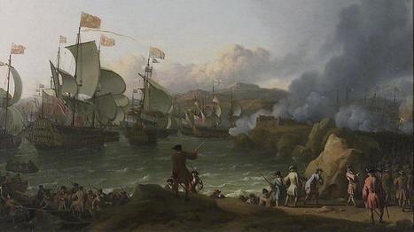 Rande, la batalla de los cuatro ejércitos | La Historia de España | Scoop.it