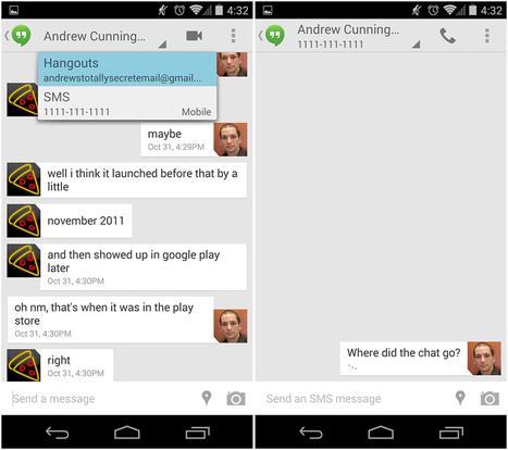 Las conversaciones en Google Hangouts pueden ser vistas por el gobierno | Activismo en la RED | Scoop.it