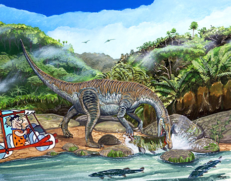 Right-Wing Christian Group Claims Scientists are Peddling Dinosaur Hoax | Daily Crew | Scoop.it