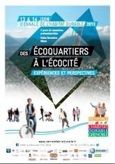 Grenoble, à l'heure des écoquartiers! | Economie Responsable et Consommation Collaborative | Scoop.it