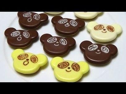 さくさくぱんだ (Saku Saku Panda Cookie Kit) | Internet Marketing | Scoop.it