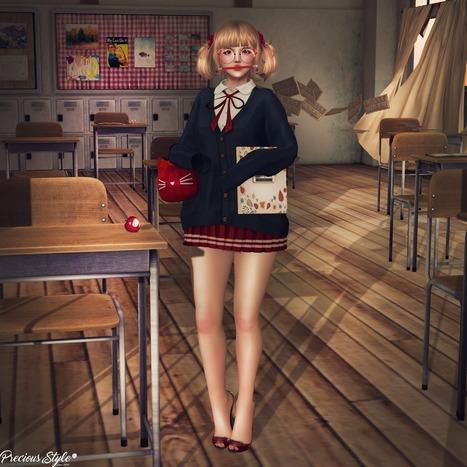 LOTD 547   亗  Second Life Fashion Addict  亗   Scoop.it