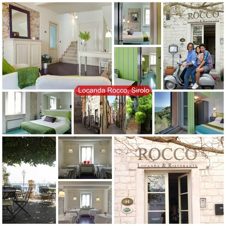 Best Le Marche Accommodations: Locanda Rocco, Sirolo | Le Marche Properties and Accommodation | Scoop.it