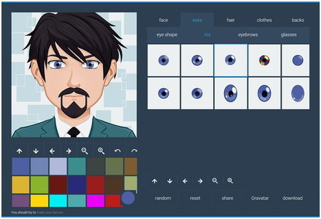 Crea un avatar diferente para tus redes sociales | Homo Digital | Scoop.it