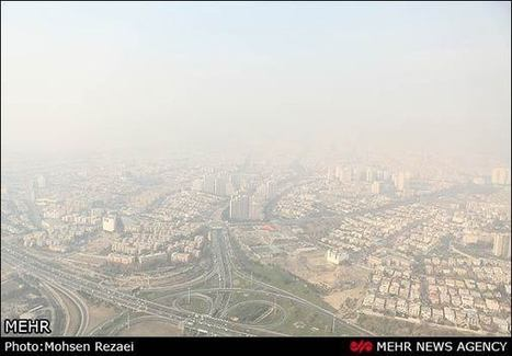 Environmental leader warns of deaths from pollution - Payvand | Pollution | Scoop.it