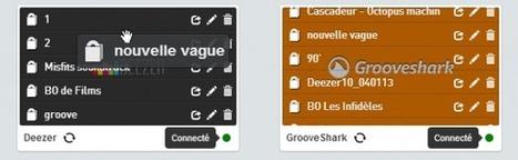 Convertir des playlists de GroovesharK, Deezer, Youtube ou Soundcloud | Time to Learn | Scoop.it