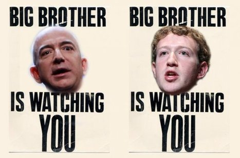 A warning for mankind: Beware the new BigBrother | Urban Life | Scoop.it