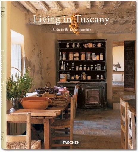 Living in Tuscany. TASCHEN Books | ITALIA PER SEMPRE | Scoop.it
