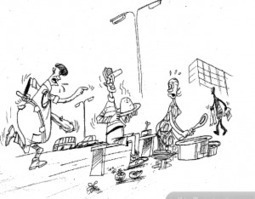 Restless Development: Using Cartoons to Communicate Research - Research to Action | RoundUp: Research Uptake | Scoop.it