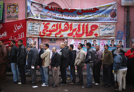 In Egypt, Will Democratic Legitimacy Trump Military Legitimacy? | Coveting Freedom | Scoop.it