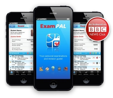 Exam Pal | Your personal examinations and revision guide! | Digital school test | Scoop.it