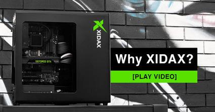 Custom Gaming PCs by Xidax Computers | computer | Scoop.it