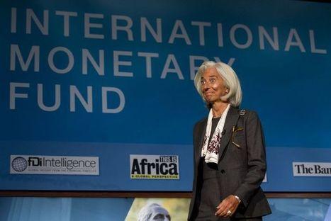 Le FMI évoque une «incertitude» sur la santé des banques européennes | Comprendre la menace | Scoop.it