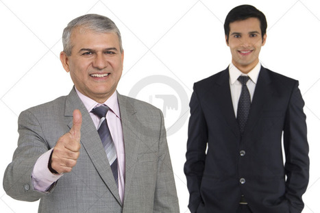 Mart Of Images-Ambitious businessman with son. | Indian Images | Scoop.it