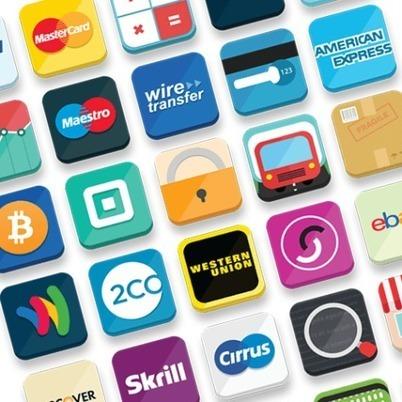 50 Free Useful Ecommerce Icon Sets | Smashmagz | Smashmagz | Scoop.it