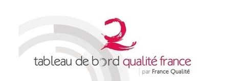 Le Tableau de bord Qualité France 2016 | Le numérique au service de la qualité,  la sécurité et l'environnement | Scoop.it
