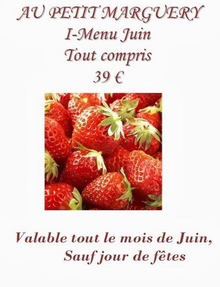 Au Petit Marguery Rive Droite - Google+ | Gastronomie Française 2.0 | Scoop.it