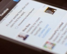 Tweetbot for iPhone 2.1 goes live with real-time streaming over WiFi and bug fixes | iPhone apps and resources | Scoop.it