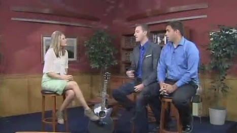 Local Men Using Music as Neurologic Therapy | WABI TV5 | Musicoteràpia | Scoop.it