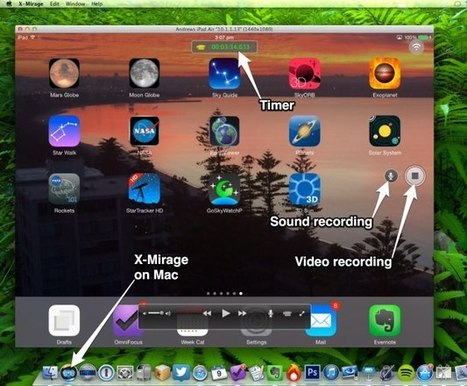 Finally! Record the Screen of Your iPad in Any App, with Narration.   Tech Topics   Scoop.it