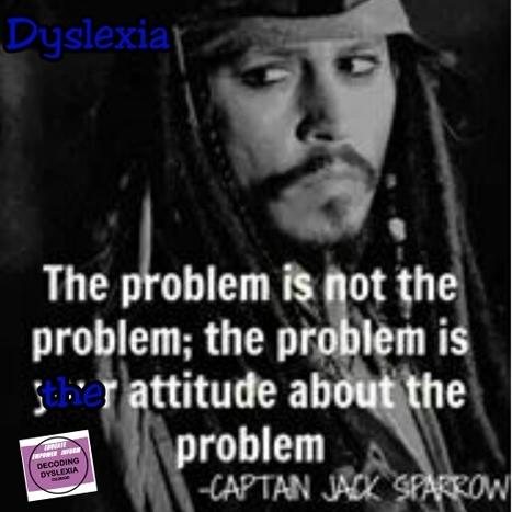 It's all in the attitude | Decoding Dyslexia Colorado | Scoop.it