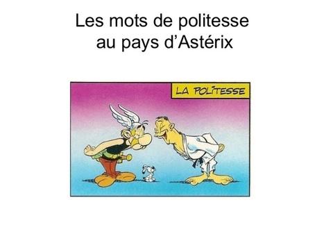 Les mots de politesse | FLE! Toujours FLE! | Learning languages | Scoop.it