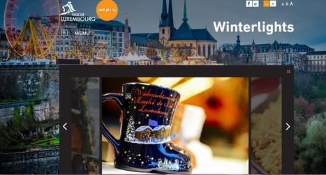 Winterlights   Xmas Market Luxembourg-City   Europe   Luxembourg (Europe)   Scoop.it