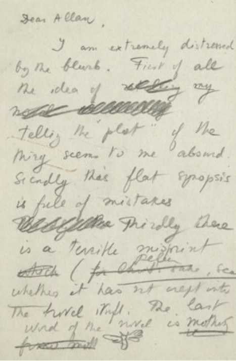 Nabokov to Allan Tate | Pens, Paper, Ink and Letters | Scoop.it