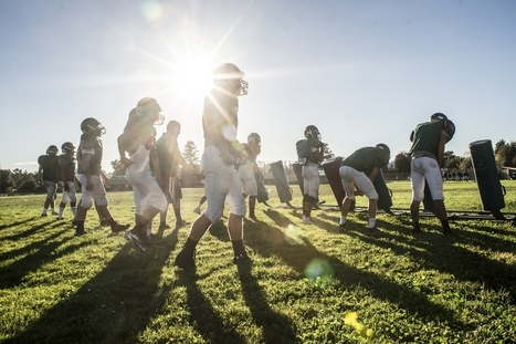 High Schools Struggle To Tackle Safety On The Football Field | Beyond the Stacks | Scoop.it