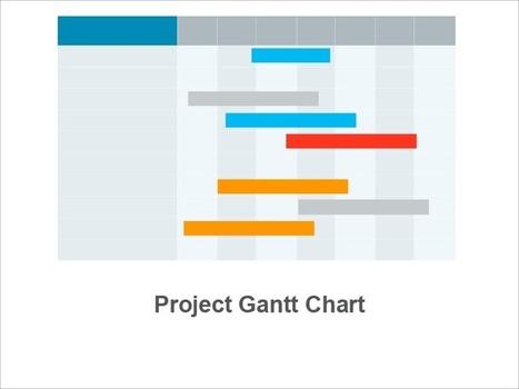 Project Gantt Chart for Mac Keynote Presentation | Keynote Slide Formatting: Create better looking presentations | Scoop.it