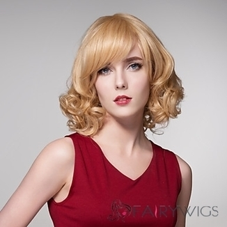 2016 Woman's Shaggy Wave Human Virgin Remy Hand Tied-Top Charming Capless Hair Wig : fairywigs.com   African American Wigs   Scoop.it