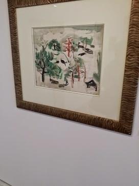 Zao Wou-Ki – La lumière et le souffle au Musée d'art de Pully | Chine-Passion | Scoop.it