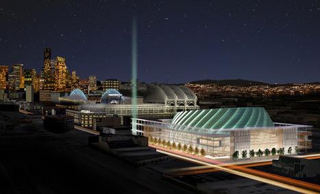 Primeras imágenes del futuro Arena de los Supersonics en su regreso a Seattle - Marketing Deportivo MD - Novedades del Marketing en el Deporte   Ginga by SB   Scoop.it