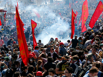 The 'chapulling' revolution of Turkey | Human Rights and the Will to be free | Scoop.it