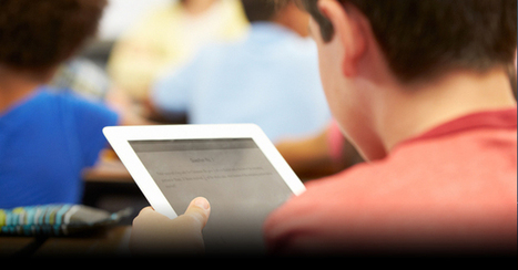 E-Safety Research: Tablet Use In Schools Makes Students Safer Online   Mobiles Lernen   Scoop.it