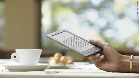 New Pew Research says one-fifth of U.S. adults read e-books | American Biblioverken News | Scoop.it