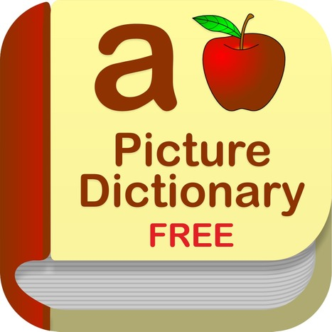 Kids Picture Dictionary: educational app for children to learn first words and make sentences with fun record tool! | Apps | Scoop.it