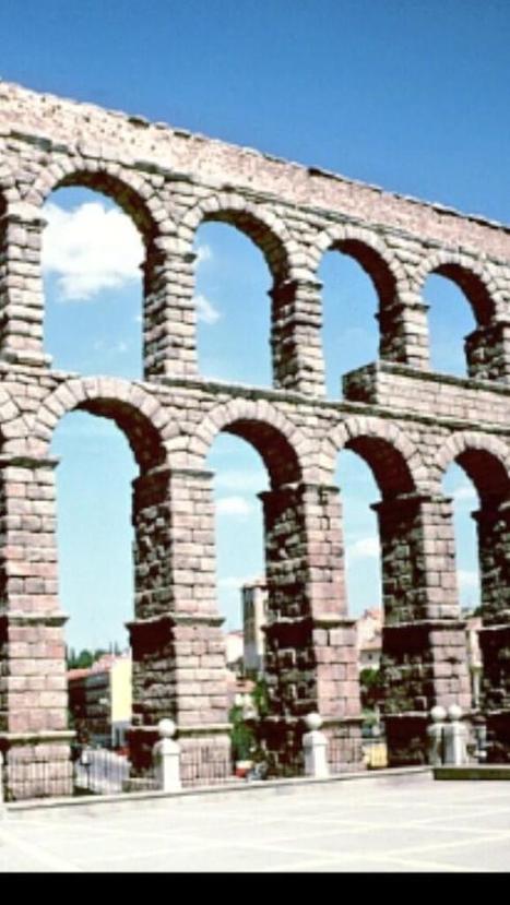Twitter / kihandford: The Roman aqueducts in Segovia, ... | Ancient Cities scoop.it | Scoop.it