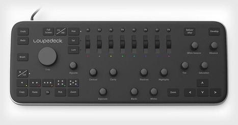 Loupedeck is a New Console for Photo Editing in Lightroom | A Comprehensive Collection on Photojournalism, Street Photography and Wedding Photography articles on the Web | Scoop.it