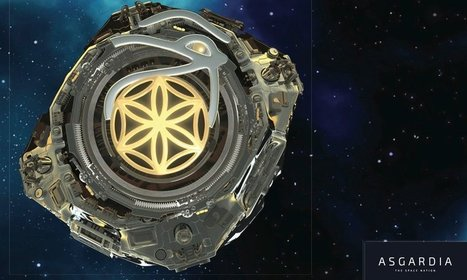 Scientists Create Asgardia, the First Ever Nation in Space, and You Can Join | Adam's stuff | Scoop.it