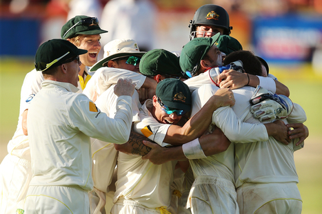 Cricket: Australia claims victory against South Africa - SBS | cricket | Scoop.it