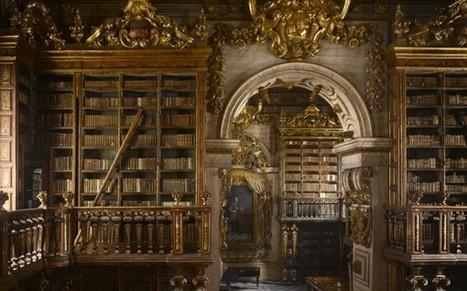 5 krásnych svetových knižníc | letom svetom internetom | Scoop.it