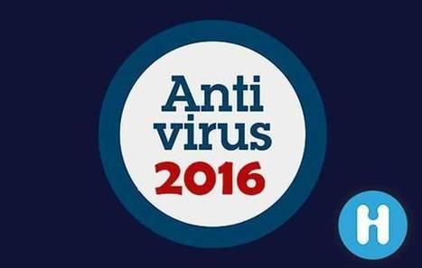 Los mejores antivirus gratuitos para 2016 | LAS TIC EN EL COLEGIO | Scoop.it