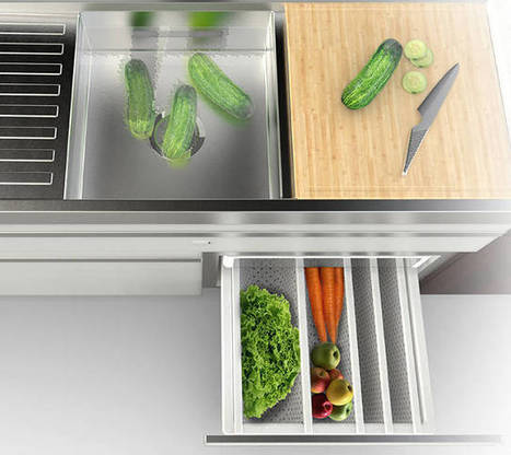 What Your Kitchen Will Look Like In 2025 | Societal | Scoop.it