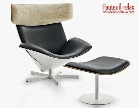Fauteuil relax Almora de B&B Italia |Fauteuil relax | fauteuil relax | Scoop.it