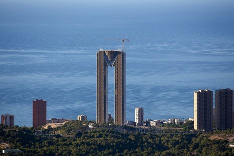 Near-Complete Spanish Skyscraper Forgets Elevators | Radio Show Contents | Scoop.it